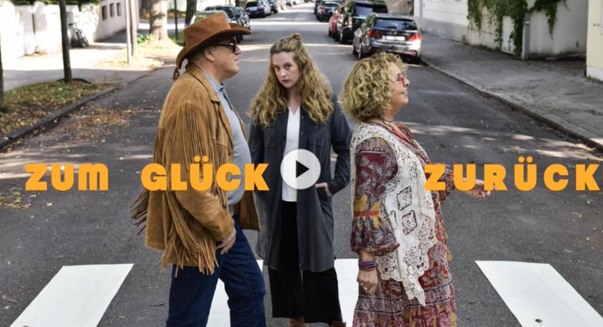 "ZDF-Produktion ""Zum Glück zurück"""